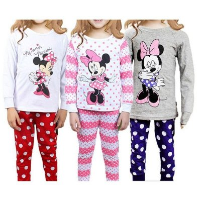 Pijama Poá Meninas - 6 cores