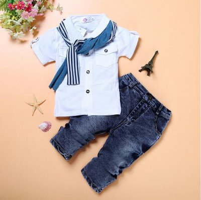 Conjunto Fashion Boy 3 peças