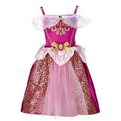 Vestido Rosa Princesa
