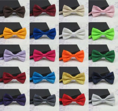 Gravata Borboleta - 22 cores