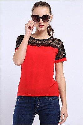 Blusa Topo de Renda - 2 cores