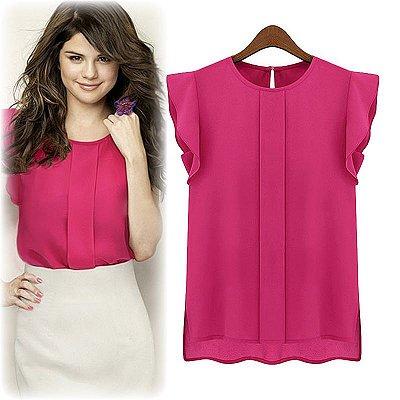 Blusa Lisa - 4 cores