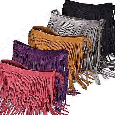 Bolsa de Franjas - 5 cores