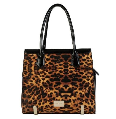 Bolsa Leopard Print