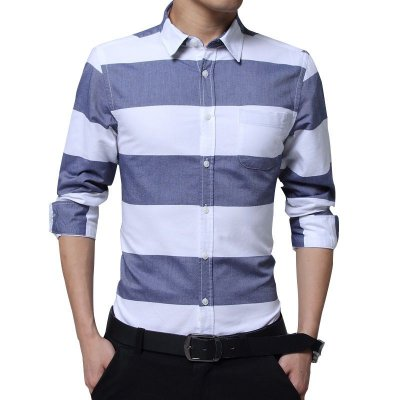 Camisa Listras Largas - 2 cores