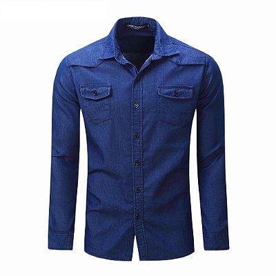 Camisa Cargo Masculina - 2 cores