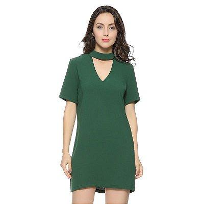 Vestido Chocker - 3 cores