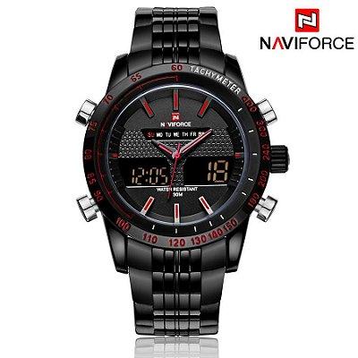 Relógio Army NAVIFORCE - 3 cores