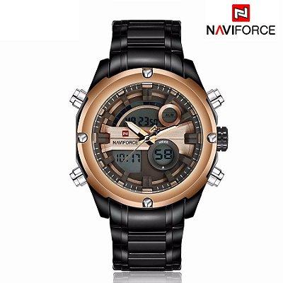 Relógio NAVIFORCE - 3 cores