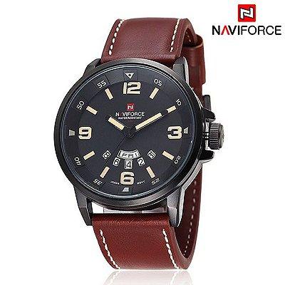Relógio Casual NAVIFORCE - 3 cores