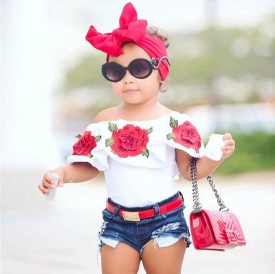 Conjunto Trendy Infantil