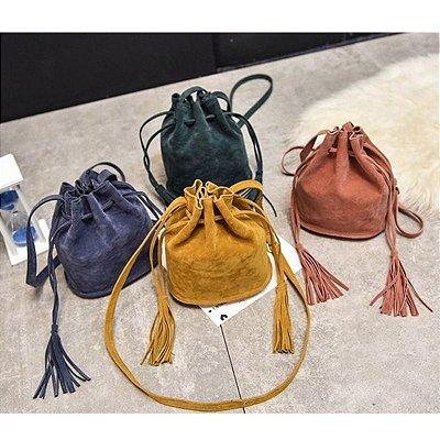 Bolsinha Saco - 4 cores