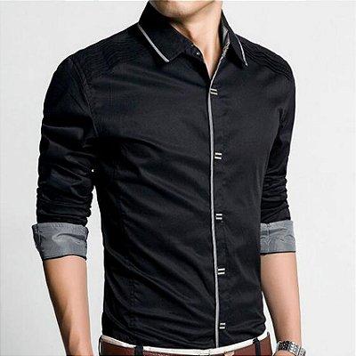 Camisa Elegante - 5 cores