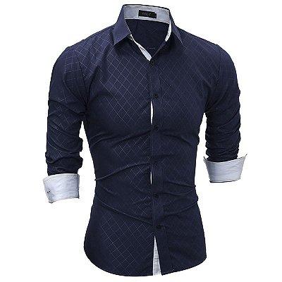 Camisa Losangos - 4 cores