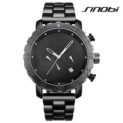 Relógio Black SINOBI