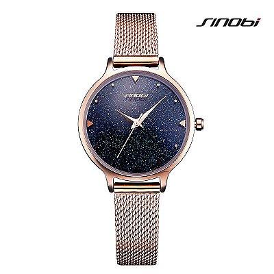Relógio Starry Sky SINOBI
