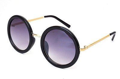 Óculos de Sol Redondo - 4 cores
