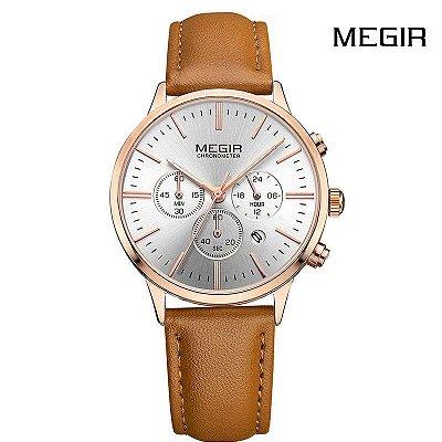 Relógio MEGIR - 4 cores