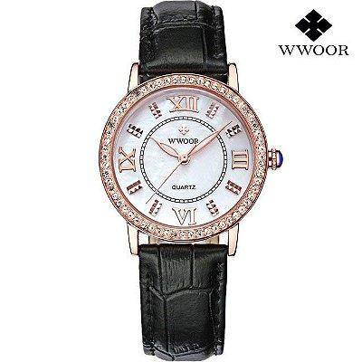Relógio Diamond WWOOR - 4 cores