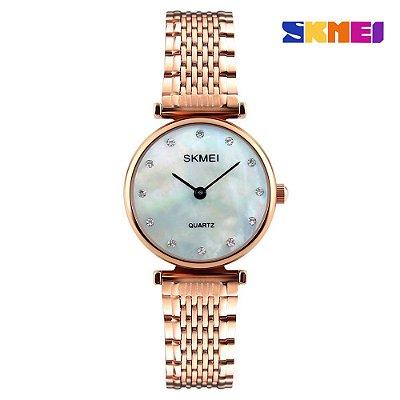 Relógio Elegance SKMEI - 4 cores