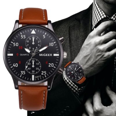 Relógio MIGEER - 3 cores