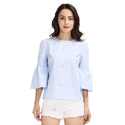 Blusa Pérolas - 2 cores