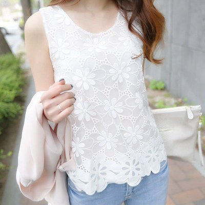 Regata Lace Flower