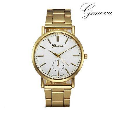 19425e65328 Relógio Strass Geneva - 3 cores - MANDORAS