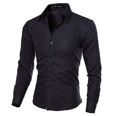 Camisa Glaze Preta