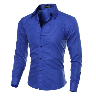 Camisa Glaze Royal