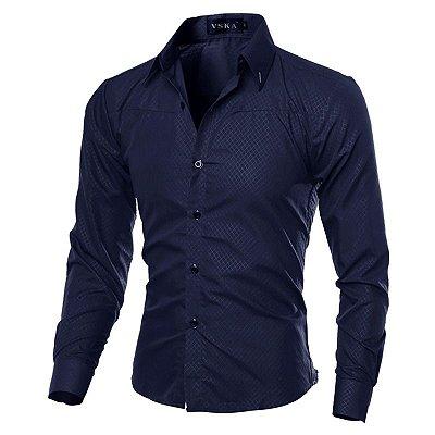 Camisa Glaze Marinho