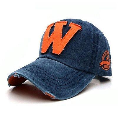 Boné W - 6 cores