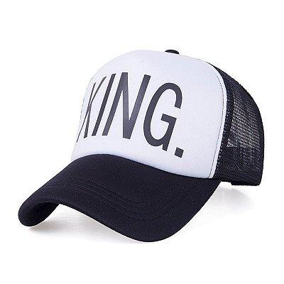 Boné King - 2 cores