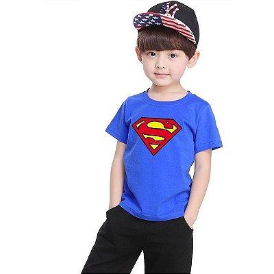 T-shirt Herói - 3 cores