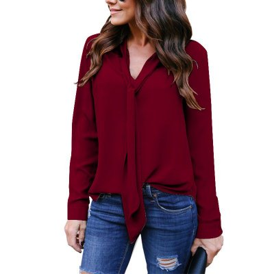 Blusa Lace Up - 4 cores