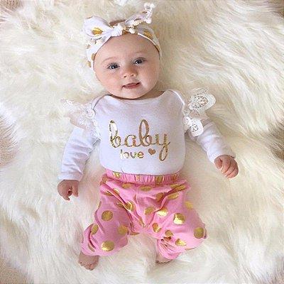 Conjunto Baby Love