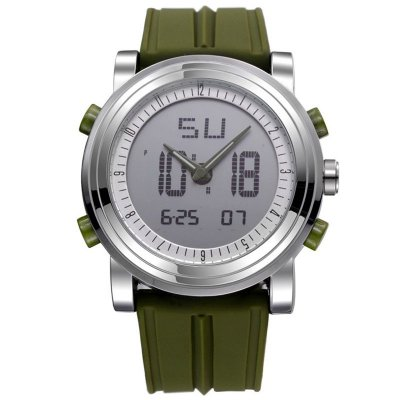 Relógio Sinobi Silicone - 6 cores