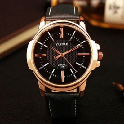 Relógio Business YAZOLE - 4 cores