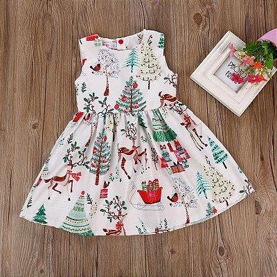 Vestido Christmas