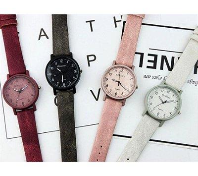 Relógio Ladies Gogoey - 4 cores