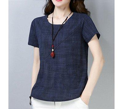 Blusa Linho - 3 cores