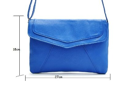 Bolsa Envelope - 7 cores