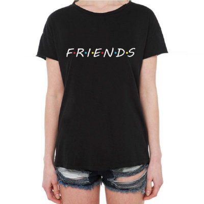 T-shirt Friends - 3 Cores