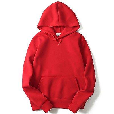 Moletom Pullover Feminino - 6 cores