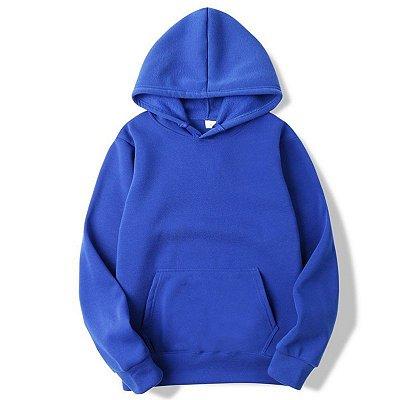 Moletom Pullover Masculino - 6 cores