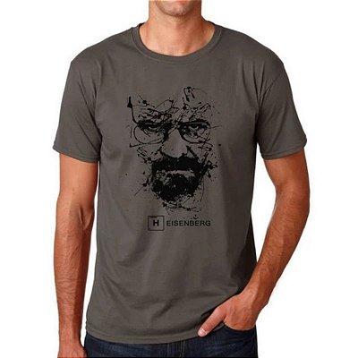 Camiseta Heisenberg - 4 cores