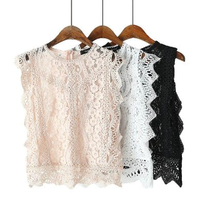 Blusa Rendada - 3 cores