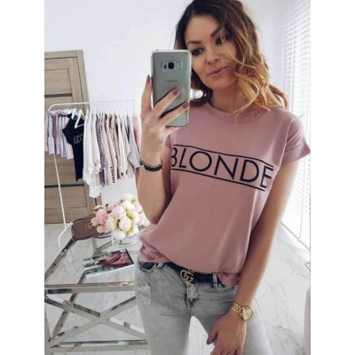 T-shirt Blonde - 4 cores