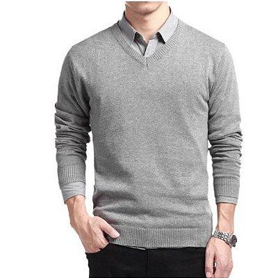 Suéter Básico - 6 cores
