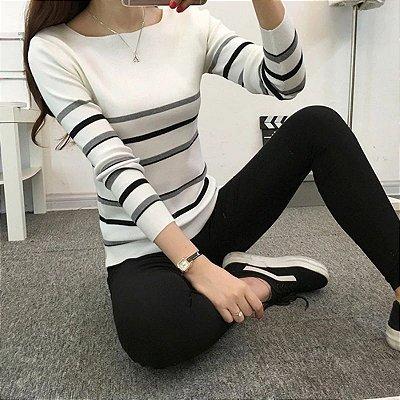 Suéter Listras - 2 cores